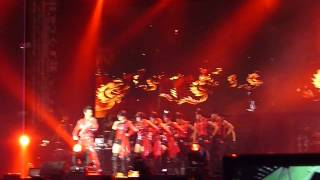 wang lee hom music man 2 world tour round 2 Malaysia opening- 火力全開