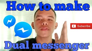 HOW TO USE DUAL MESSENGER ON OPPO MOBILE PHONE #dualmessenger #oppo screenshot 3
