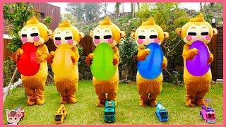 교육으로 동요와 아기의 노래를 Humpty Dumpty Song Mainan dan lagu anak-anak
