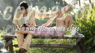 No One Else Comes Close by Joe with Lyrics.wmv