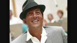 """You Belong to Me""  -   Dean Martin"
