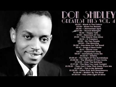 Don Shirley - Greatest Hits 4 (FULL ALBUM - OST TRACKLIST GREEN BOOK)