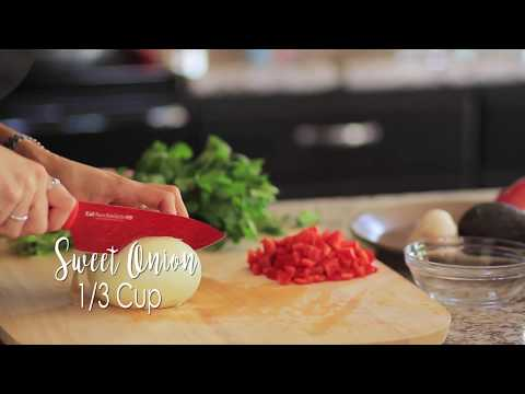 Black Bean Quinoa With Lime And Cilantro Salad