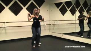12 addicted2salsa Titanic Options pun intended Salsa Dancing Video Lessons
