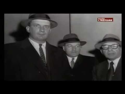 Les dossiers secrets de John Edgar Hoover