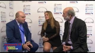 Pedro José Rodríguez entrevistado por Javier Baranda en el XVI Congreso de la CETM