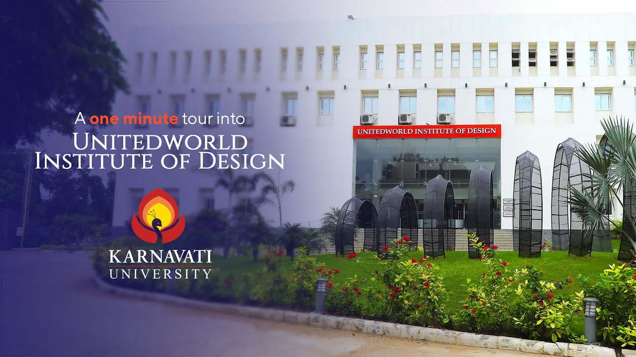 Top Design College In India Karnavati University