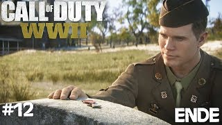 Call of Duty: WWII ★ Story #12 - Das finale Ende - Gameplay Let's Play Call of Duty: WWII Deutsch
