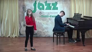 Anna Kachurovskaya   Tutti Jazz 2019