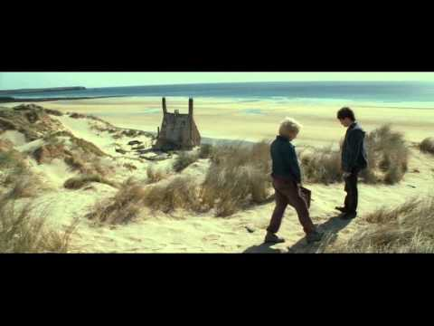 Harry Potter 7.2 Deleted Scene 2 - Harry & Luna At Dobby's Grave On The Beach