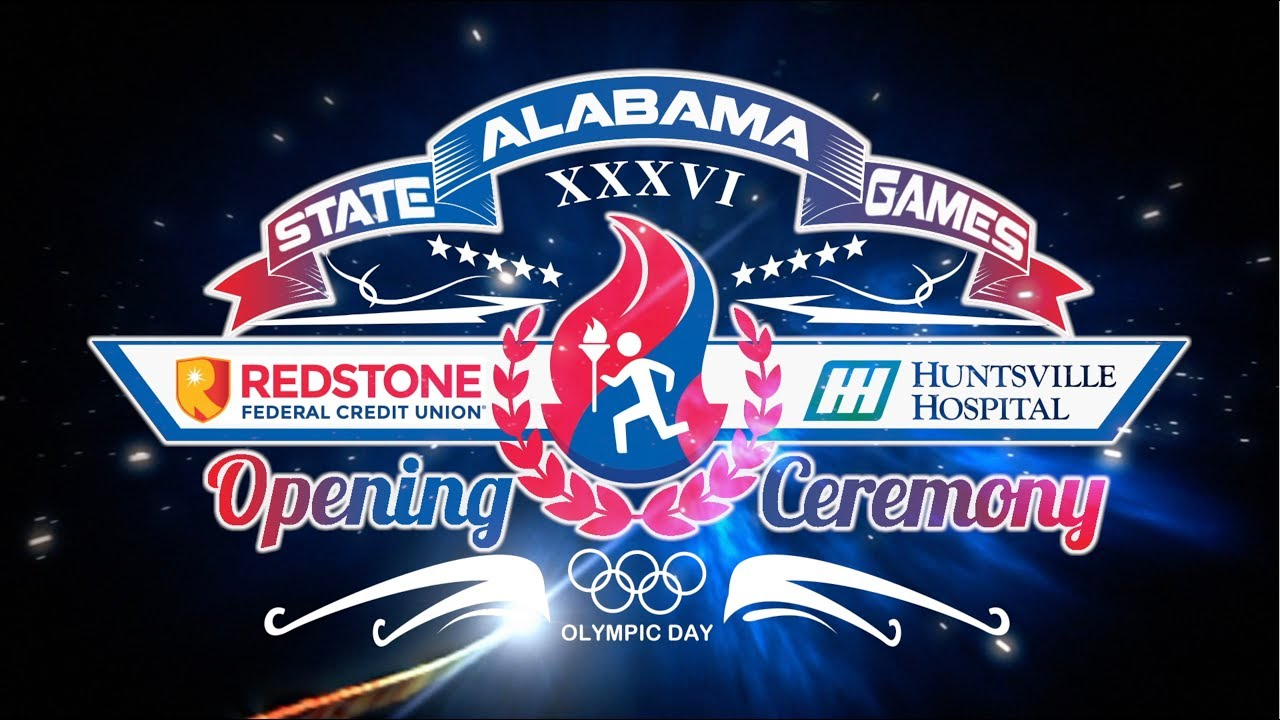 2018 Alabama State Games Opening Ceremony