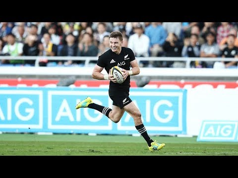 TEN OF THE BEST: Beauden Barrett vs Australia (Yokohama) Rugby Videos