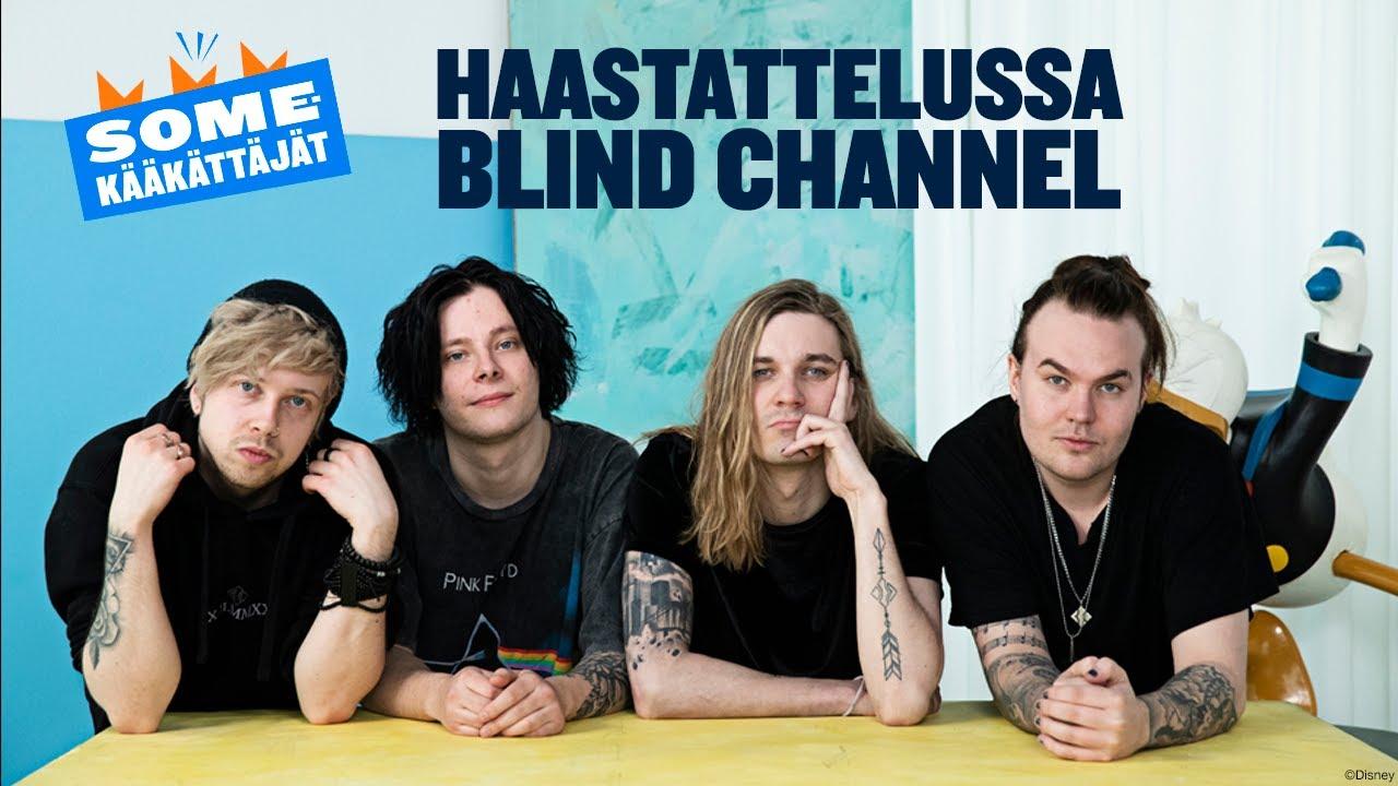 Kenet BLIND CHANNEL lähettäisi Ankkalinnasta euroviisuihin?