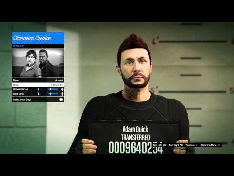 Gta 5 character creation celebrity net