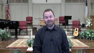 Sunday School Promo May 17, First Baptist Thomson