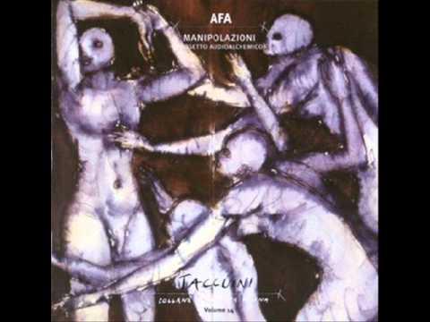 """AFA """"Shoko Asahara"""" (Eraldo Bernocchi """"Bara Bara No Bara"""" Mix)"""