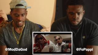 Future - PIE ft. Chris Brown ( Official Music Video) - [REACTION]