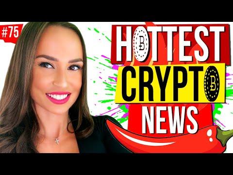 CRYPTO NEWS: Latest BITCOIN News, ETHEREUM News, TEZOS News