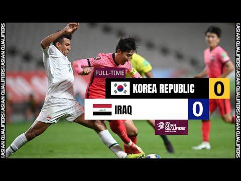 South Korea Iraq Goals And Highlights