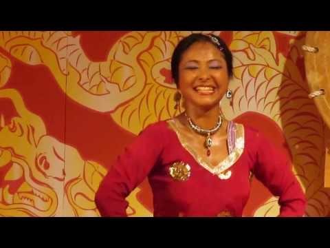 Indian Dance in Quebec, Canada