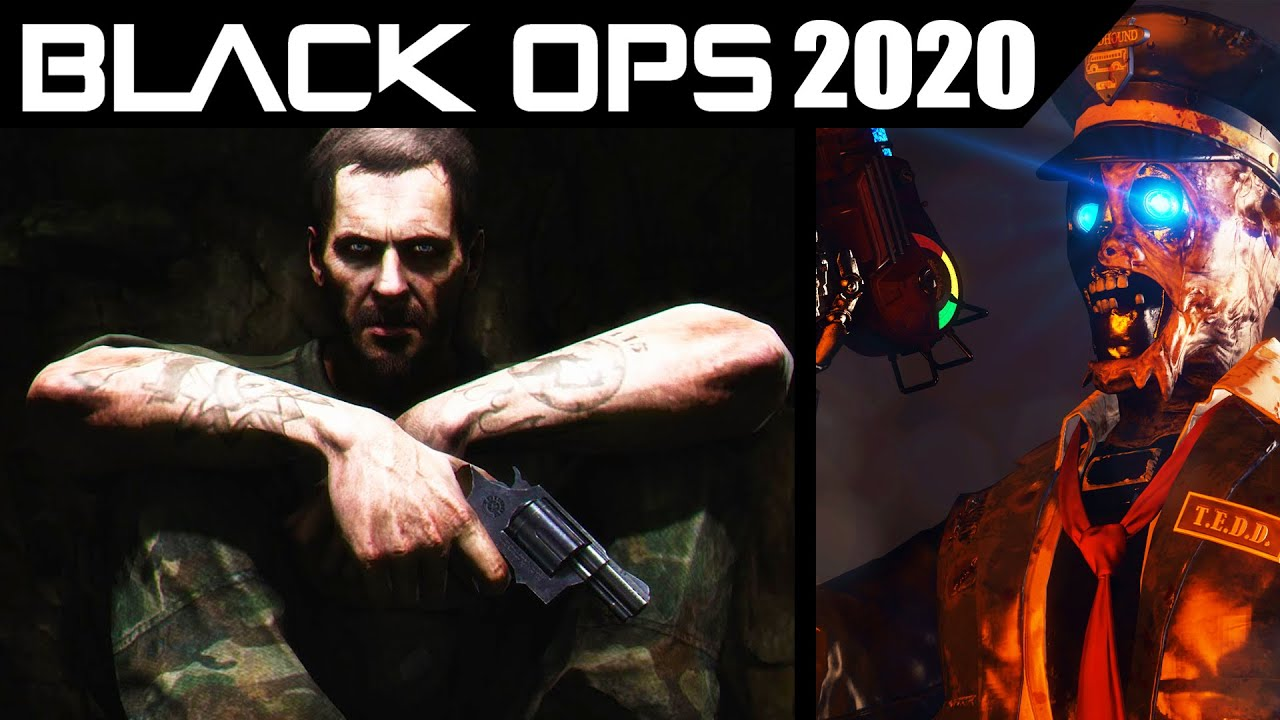 Call Of Duty 2020 Black Ops Trailer Leak Warzone Zombies In
