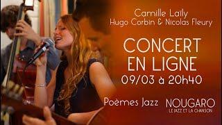 Concert en trio ! - Poèmes Jazz & Nougaro
