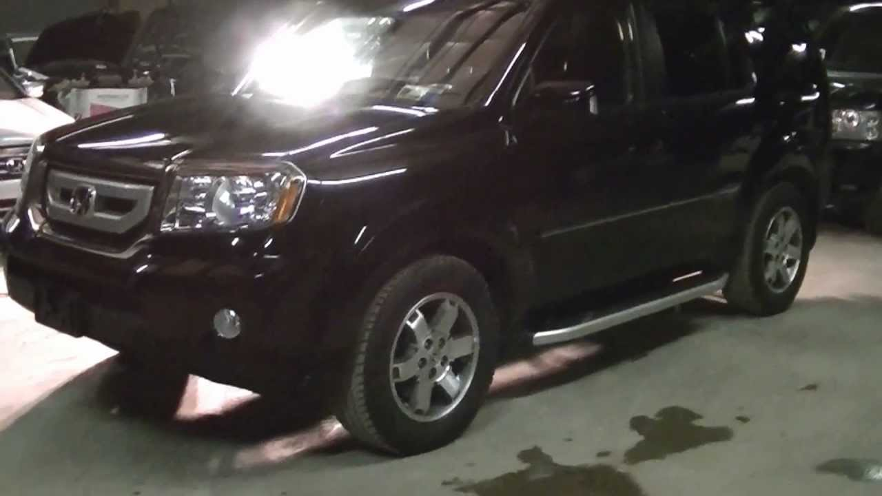 Exceptional 2010 Honda Pilot Touring With Navigation