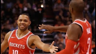 Houston Rockets Score 90 Points in the 1st Half!   November 16, 2017