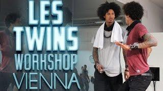 Les Twins Workshop in Vienna