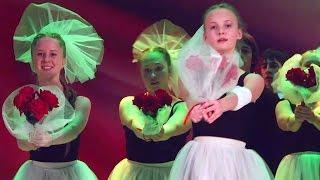 """XIII Международный Фестиваль """"DANCE EXCLUSIVE"""" - Студия БОЛЕРО ПЛЮС - Уж замуж невтерпеж!"""
