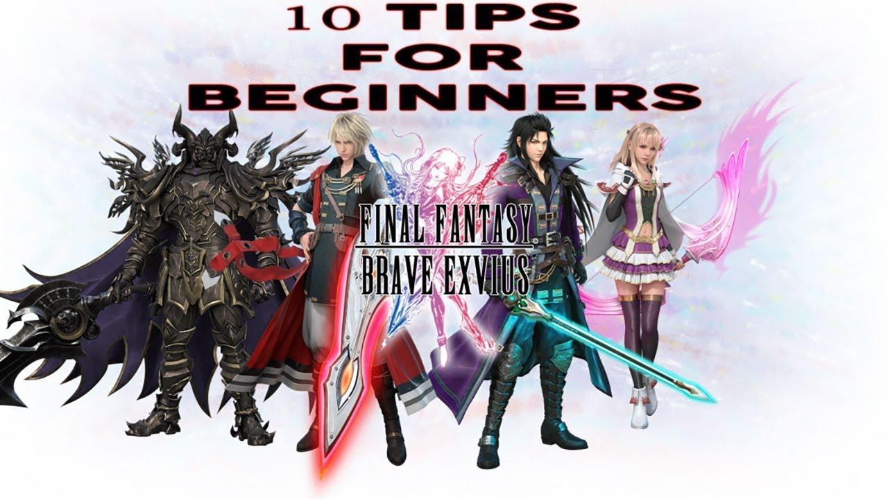 final fantasy brave exvius beginner guide