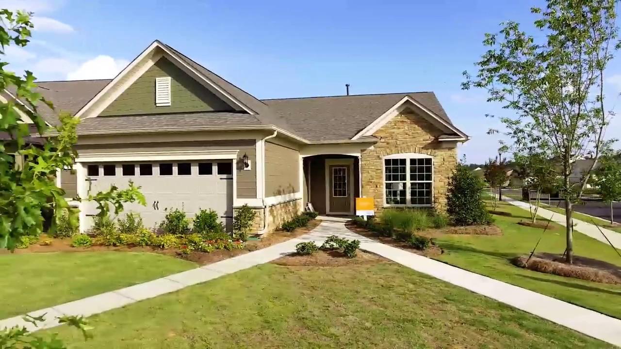 New Homes by Del Webb Homes – Castle Rock Floor Plan - YouTube on centex homes bluffton sc, berkeley hall bluffton sc, hampton lake bluffton sc,