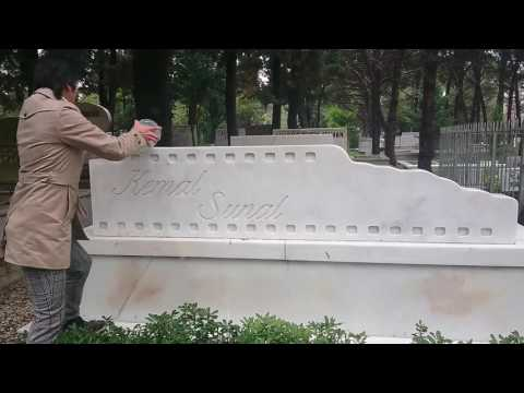 Kemal Arkin - Mezar: Kemal Sunal.