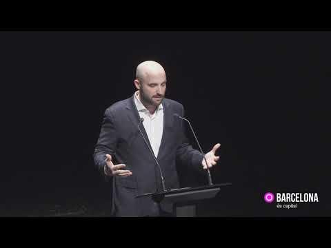 """Conferència """"Una proposta per Barcelona"""" de Jordi Graupera (sencera)"""
