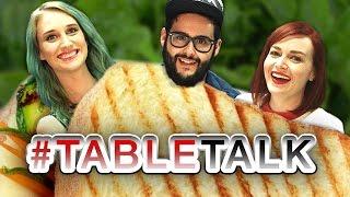 Aussie Sandwich with Alicia Malone on #TableTalk!