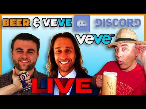 BEER & VEVE LIVE ON DISCORD Trevor & Rhys