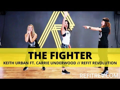 "TONING WORKOUT || "" The Fighter"" 