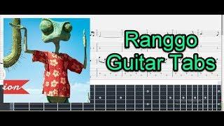 Guitar Tabs - Ranggo (Opening, Oss, Soundtrack, instrument)