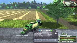 Tutorial CoursePlay  3.4.1 Parte 5 en español  Farming Simulator 2013