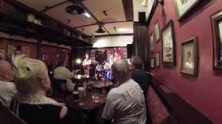 The White Lion Pub 2016 The Marv White Blues Band GoPro 2