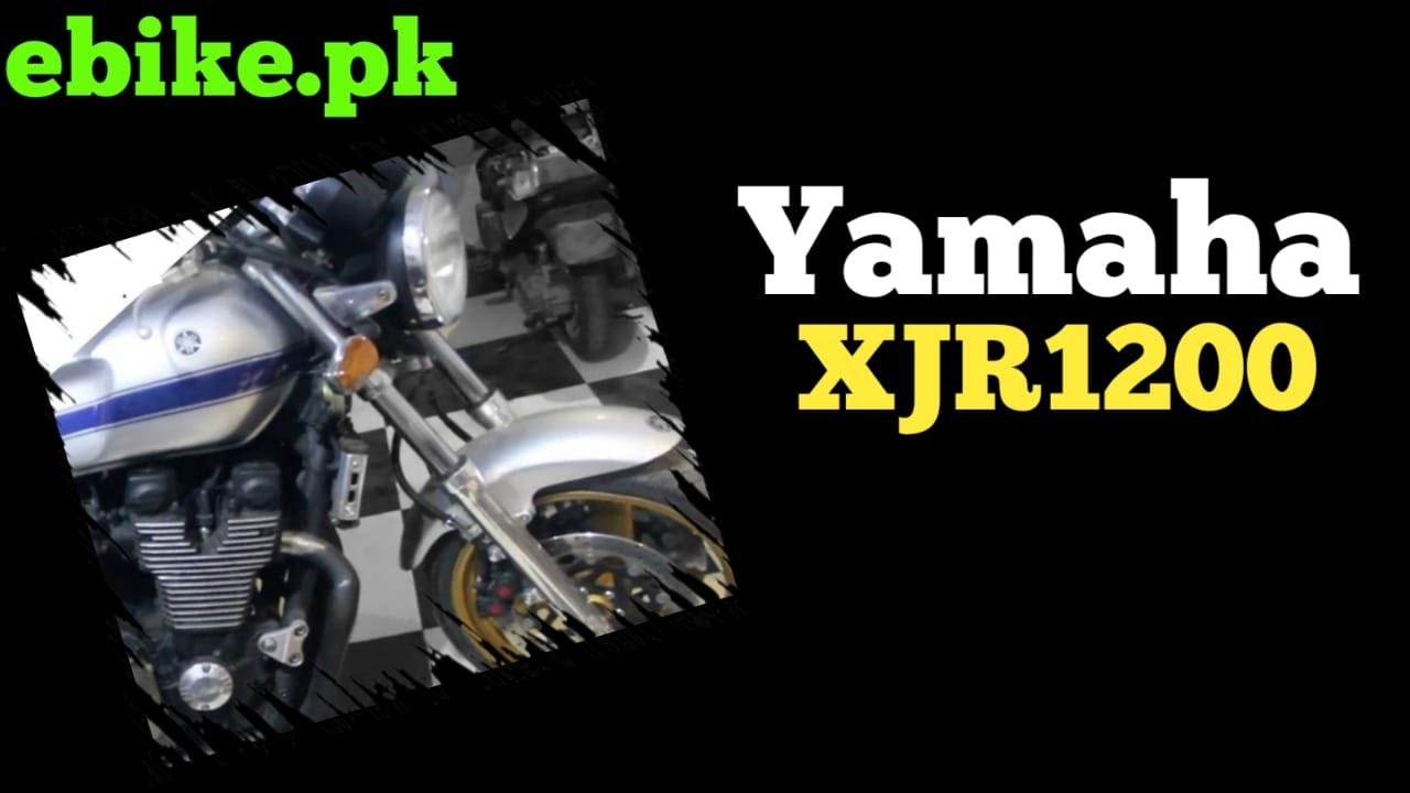 yamaha xjr 1200 full review youtube. Black Bedroom Furniture Sets. Home Design Ideas