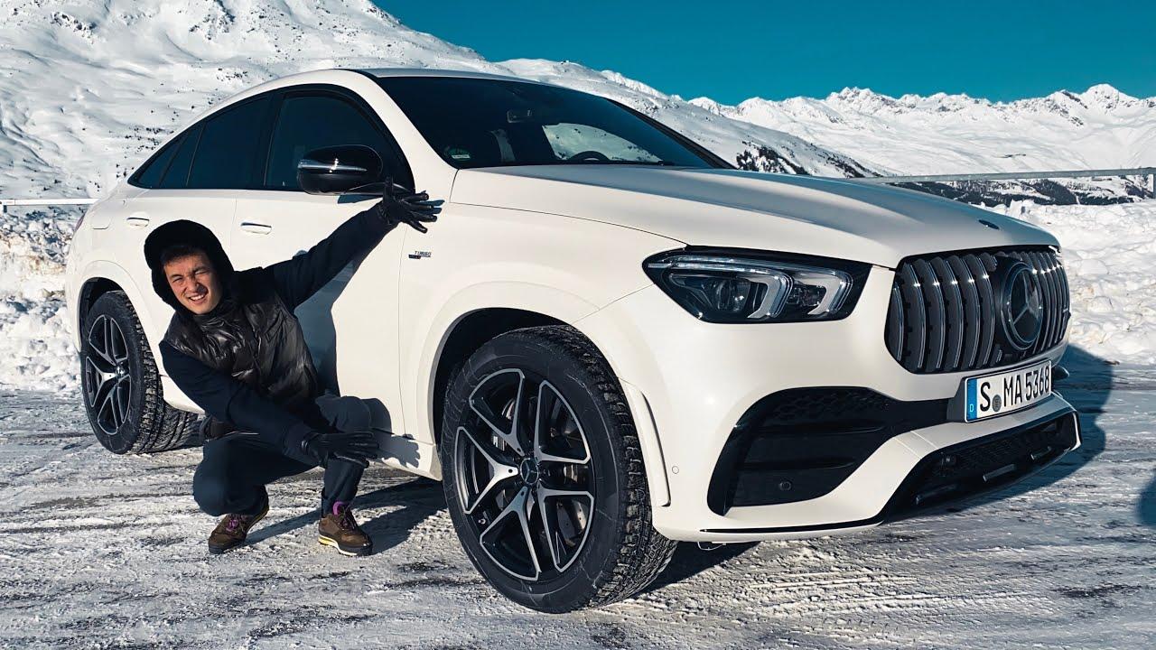 ТЕСТ: НОВЫЙ GLE COUPE! Что с ним не так? 435 л.с. Mercedes-AMG GLE 53 Coupe + 350d & 400d. Mercedes.
