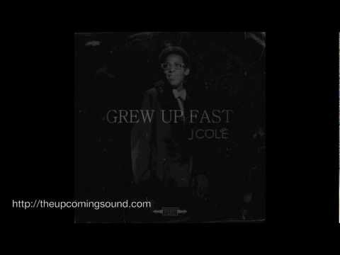 J. Cole - 'Grew Up Fast' (Download)