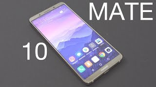 BESTES Android Smartphone 2017?! – Huawei Mate 10 Pro Review