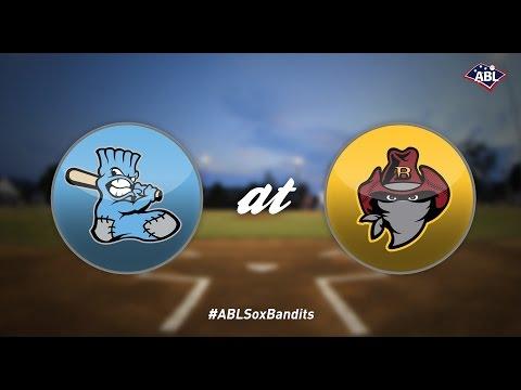 REPLAY: Sydney Blue Sox @ Brisbane Bandits, R10/G4