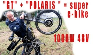 """GT"" + ""POLARIS "" = super e-bike"
