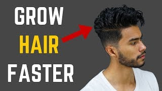 How to Grow Hair Faster, Thicker & Fuller thumbnail