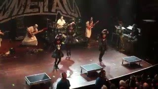 From the Friday the 13, 2016 Chicago House of Blues Babymetal perfo...