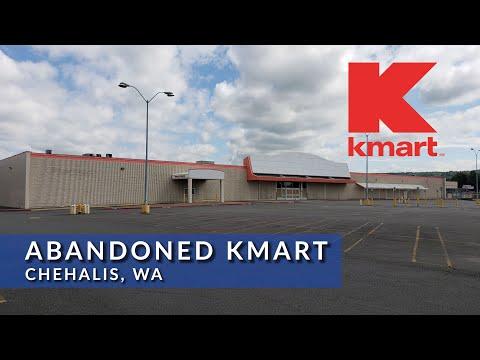 Abandoned Kmart Chehalis, Washington