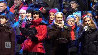Weihnachtssingen im Chemnitzer Stadion